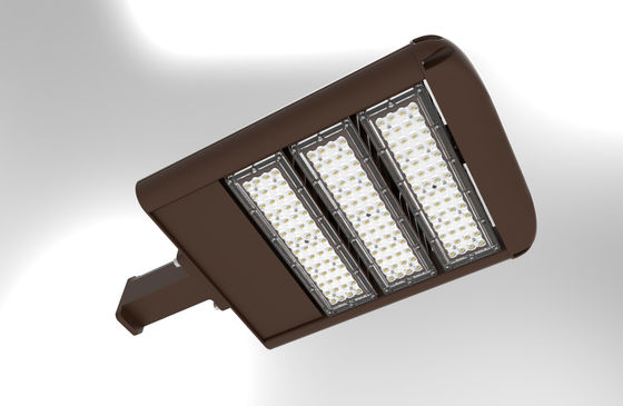 China Área del LED que enciende 150W/la lámpara de calle del LED con el sensor de movimiento L70>150,000 horas fábrica